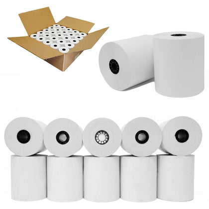 BuyRegisterRolls® Register Rolls 16 Thermal Rolls $39.99 3-1/8