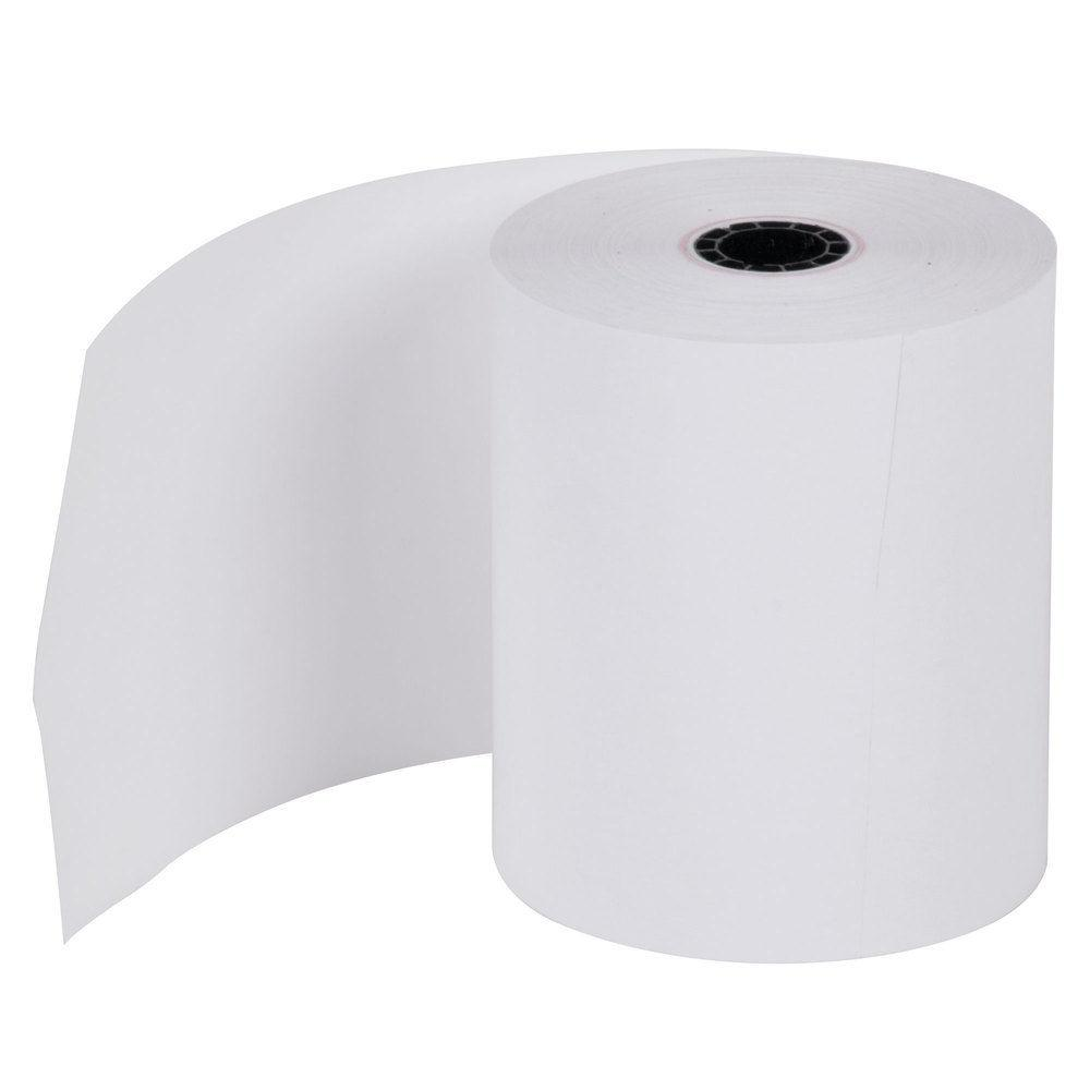 3 1/8 x 230 thermal paper roll 50 pack | 10% More Paper | 51 Cases on a Pallet - Bulk Price - Pallet Price pos paper rolls 3 1/8