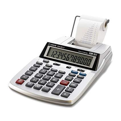 Adding Machine/Calculator Roll, 2-1/4