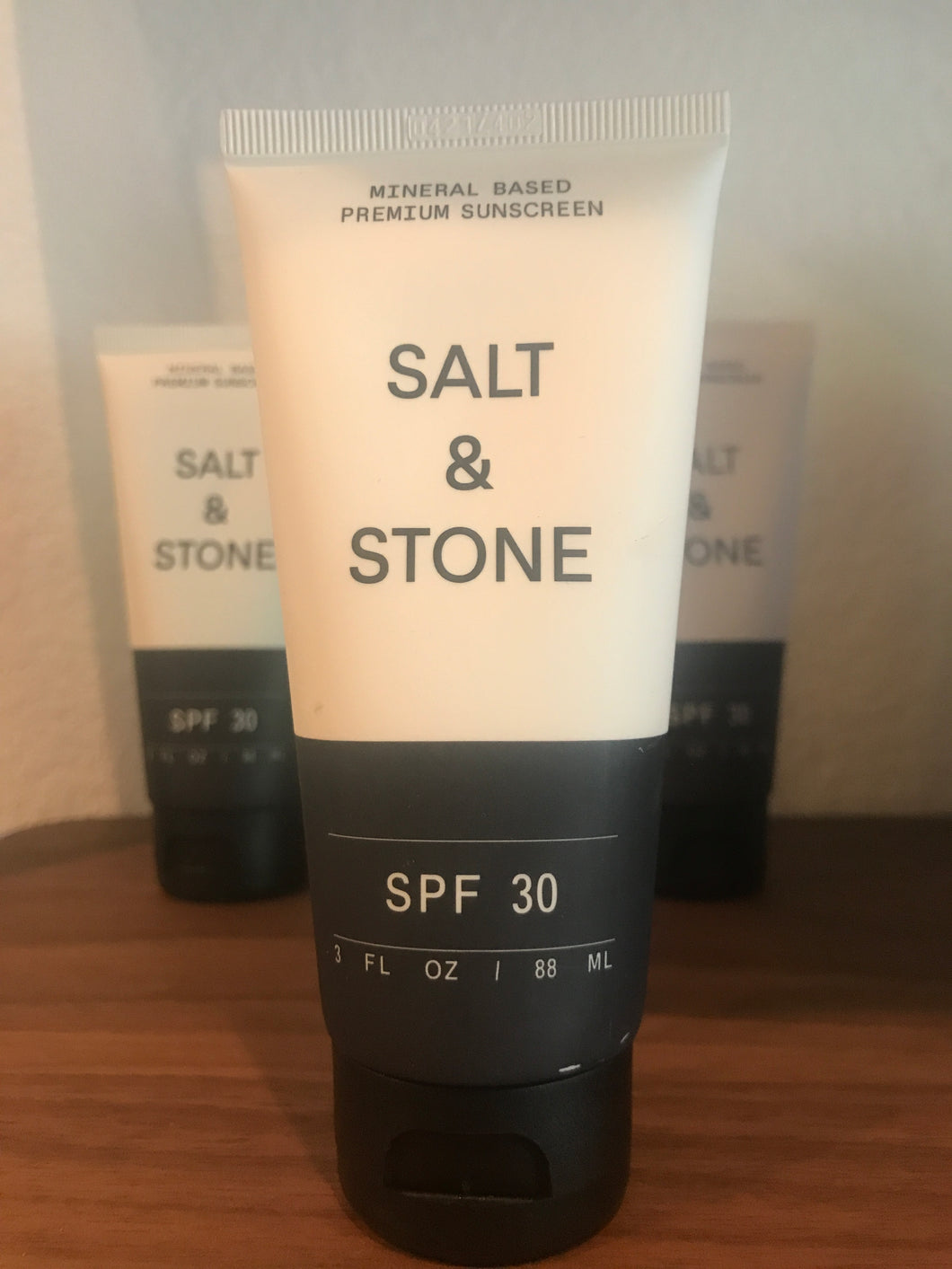 Salt and Stone mineral sunscreen lotion
