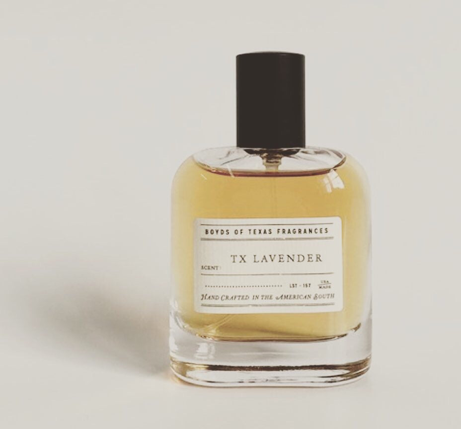 Texas Lavender fragrance