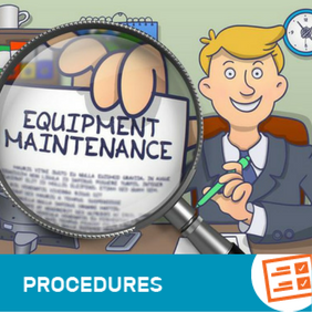P-SA-004 Maintenance of Equipment Procedure