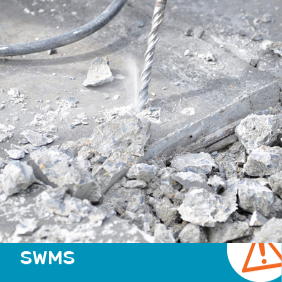 SWMS 2026 - Concrete & Masonry Cutting & Drilling