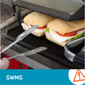 SWMS 14010 - Sandwich Press Operations