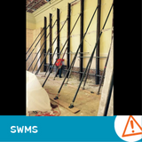 SWMS 0014 - Temporary support of a load-bearing structure for repairs and modifications