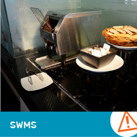 SWMS 14013 - Conveyor Toaster Operations