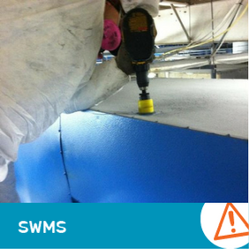SWMS 10002 - Drilling Non-Friable Asbestos Material