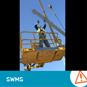 SWMS 0002 - Working at heights