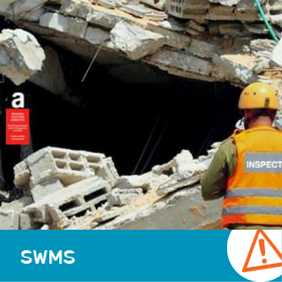 SWMS 10005 - Inspection of a Damaged Building Containing Asbestos