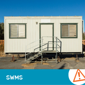 SWMS 2003 - Temporary building