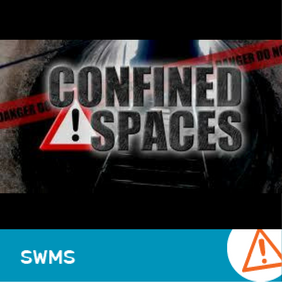 SWMS 0003 - Confined space