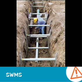 SWMS 0004 - Working in a trench
