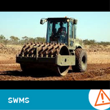 SWMS 4010 - Operate Roller and Pad Foot Roller