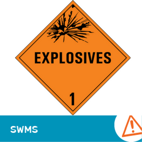 SWMS 0006 - Explosives