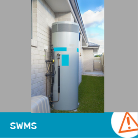 SWMS 1005 - Hot water systems