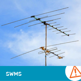 SWMS 1010 - Television Aerial