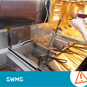 SWMS 14001 - Deep Fryer Operations