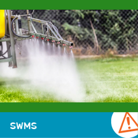 SWMS 5003 - Weed Spraying from mobile equipment