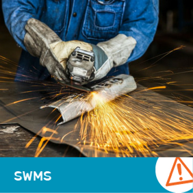 SWMS 3008 - Angle Grinder