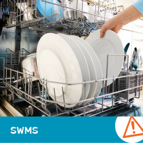 SWMS 14008 - Dishwasher Operations