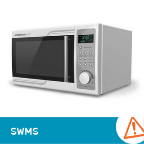 SWMS 14009 - Microwave Oven Operations