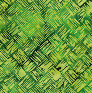 Brush Stroke Weave - Cactus from Cascadia by Island Batik