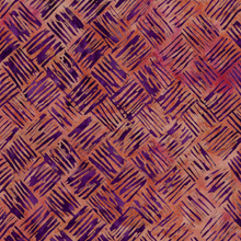 Load image into Gallery viewer, Brush Stroke Weave - Copper from Cascadia by Island Batik