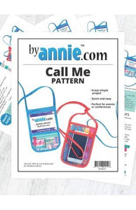 Call Me Pattern by Annie.com