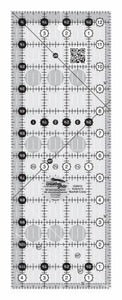 Creative Grids Ruler 4-1/2in x 12-1/2in