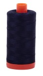 Load image into Gallery viewer, Aurifil 2785 Very Dark Navy