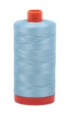 Load image into Gallery viewer, Aurifil 2805 Lt Grey Turquoise
