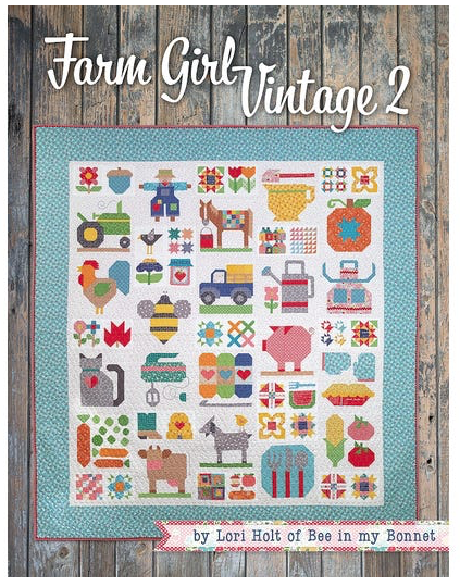 Farm Girl Vintage 2 by Lori Holt from It's Sew Emma