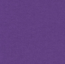 Load image into Gallery viewer, Flannel Solid EGGPLANT by Robert Kaufman Fabrics