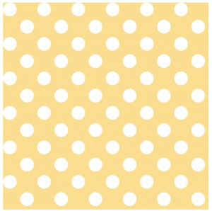 KimberBell Basics DOTS Yellow