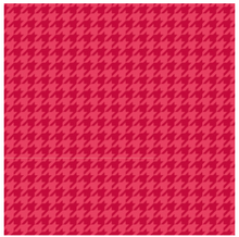 Load image into Gallery viewer, KimberBell Basics HOUNDSTOOTH Red Tonal