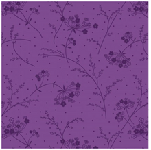 Load image into Gallery viewer, KimberBell Basics MAKE A WISH Purple