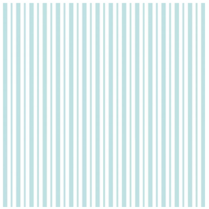 KimberBell Basics MINI AWNING STRIPE Teal
