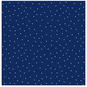 KimberBell Basics TINY DOTS Navy