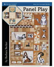 Load image into Gallery viewer, Panel Play by Barbara Becker for Cozy Quilt Designs