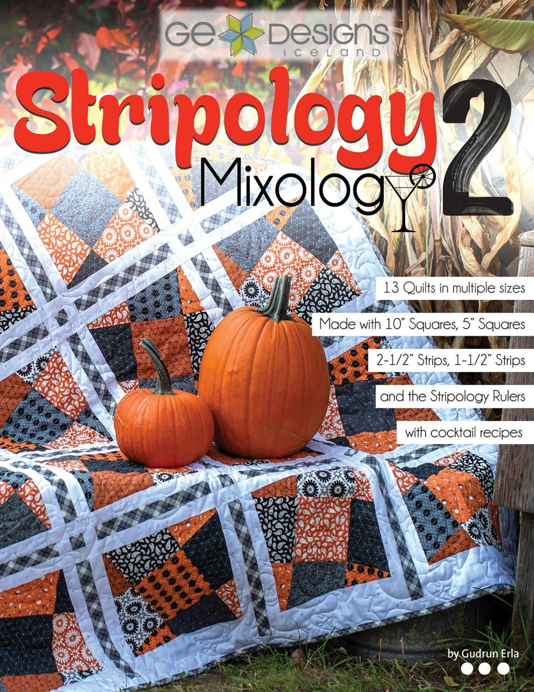 Stripology Mixology 2 by Gudrun Erla of GE Designs