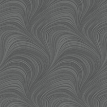 "Load image into Gallery viewer, Wide Wave Texture GRAPHITE 108"" Wide Back"