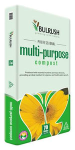 Bulrush 70L Multi-Purpose Compost