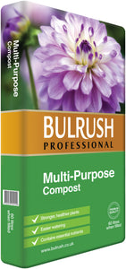 Bulrush Multi-Purpose Compost 60L