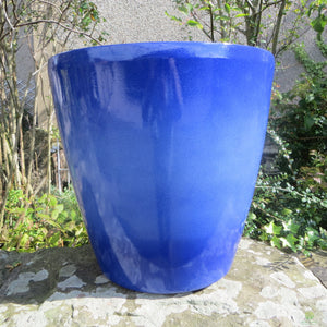 Pacific Planter Blue Wave 50cm