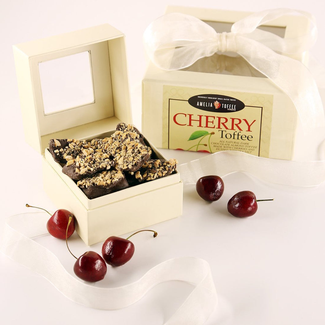 Cherry Toffee 6oz Box