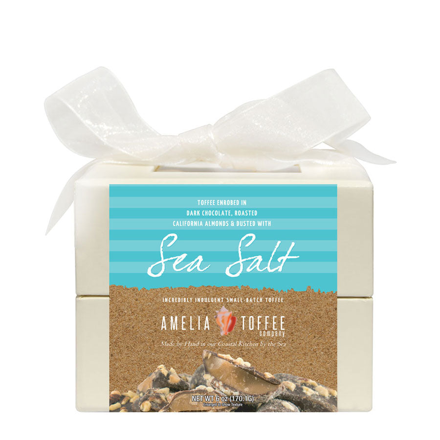 Sea Salt Toffee 6oz Box