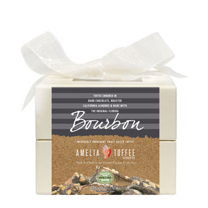 Bourbon Toffee 6oz Box