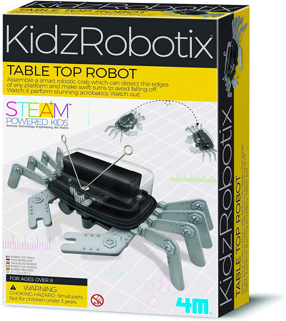 4m 3357 KidzRobotix Table Top Robot