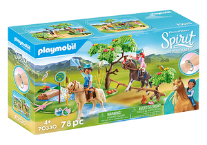 Playmobil 70330 Spirit Riding Free River Challenge