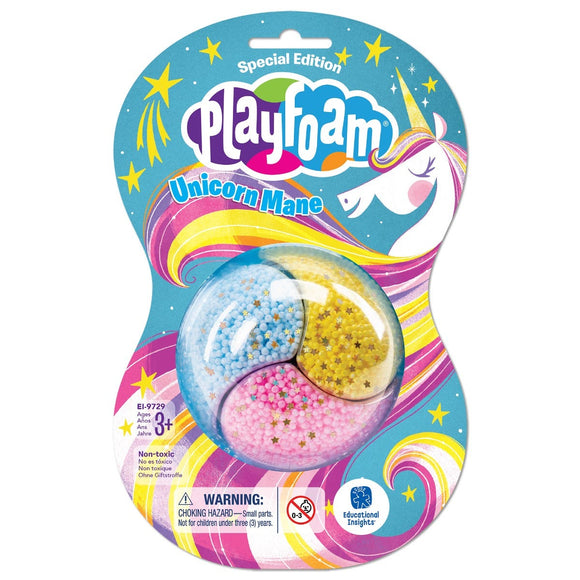 Educational Insights Jumbo Playfoam Pod Unicorn Mane